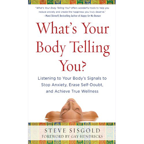 What's Your Body Telling You? book review stress relief
